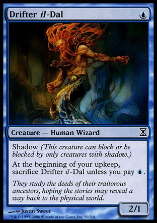 Drifter il-Dal, Time Spiral