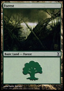 Forest, Time Spiral