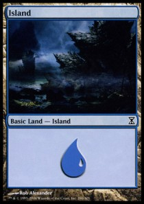 Island, Time Spiral