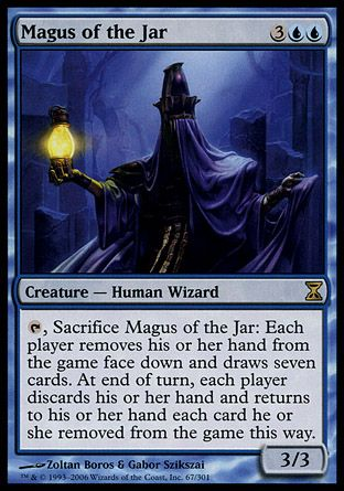 Magus of the Jar, Time Spiral