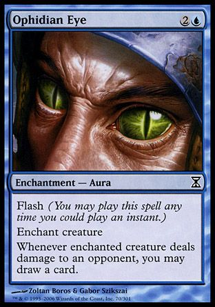Ophidian Eye, Time Spiral
