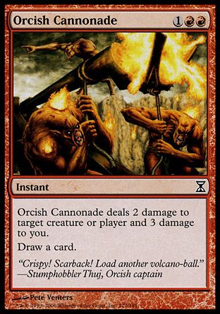 Orcish Cannonade