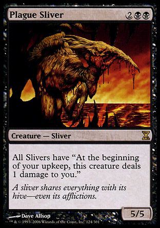 Plague Sliver, Time Spiral