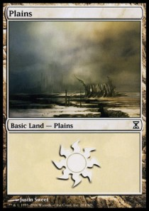 Plains, Time Spiral