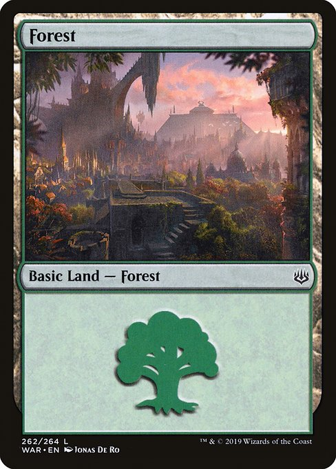 Forest, War of the Spark