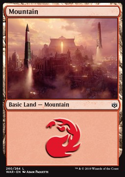 Mountain, War of the Spark