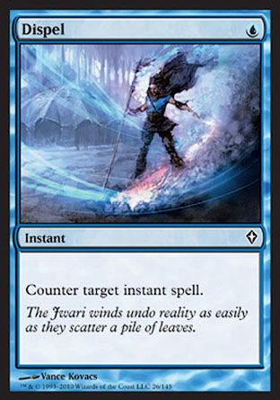 Dispel, Worldwake