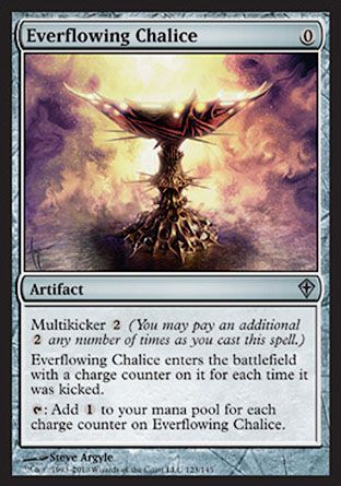 Everflowing Chalice, Worldwake