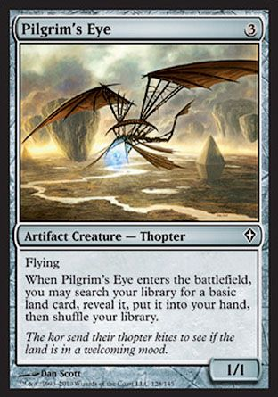 Pilgrim's Eye, Worldwake
