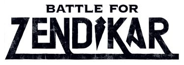 Battle For Zendikar Promos logo
