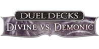 Divine VS Demonic logo