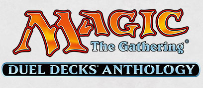 Duel Decks Anthology logo