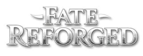 Fate Reforged: Promos logo
