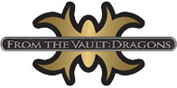 From The Vault Dragons logo