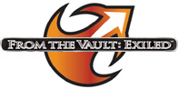 From The Vault Exiled logo