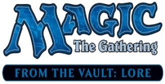 From The Vault Lore logo