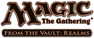 From The Vault Realms logo