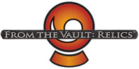 From The Vault Relics logo