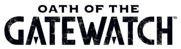 Oath Of The Gatewatch Promos logo